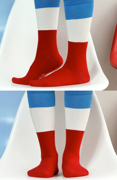 """nouveau authentique prix de gros nouveau sélection Les chaussettes """"sacré français"""" chez Archiduchesse. – La ..."""